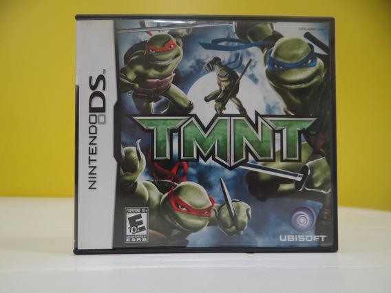 Tmnt - Tartarugas Ninja - Nds - Completo!