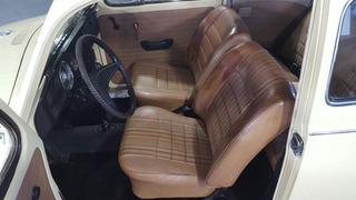 Fusca 1500 Com Interior Castor Nunca Restaurado