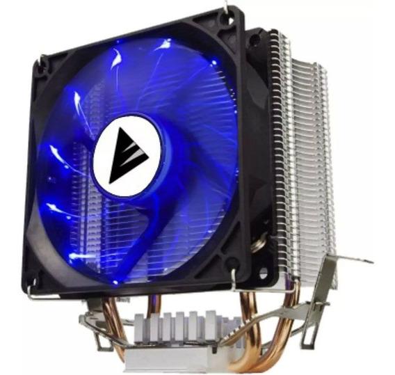 Cooler Bluecase Gamer Bcg-05ucb Intel E Amd 80mm