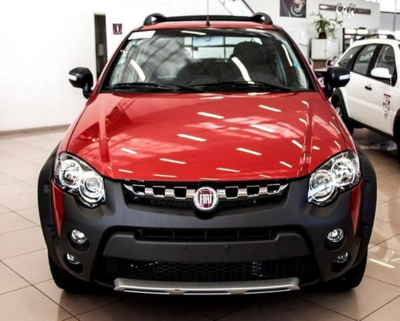 Fiat Strada Adventure 0km Cd Pack Top 2020 Autos Nuevos Full