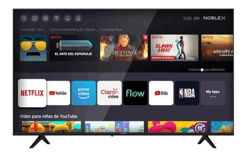 Imagen 1 de 9 de Smart Tv Led Noblex Dk55x6500 4k Uhd 55 Netflix Youtube