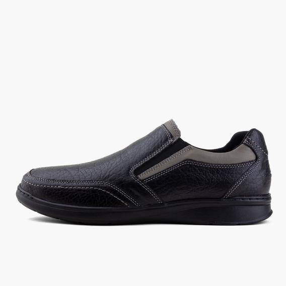 Zapato Mocasín Elástico Cushion