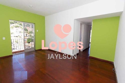 Imagem 1 de 15 de Apartamento-à Venda-engenho Novo-rio De Janeiro - 548382