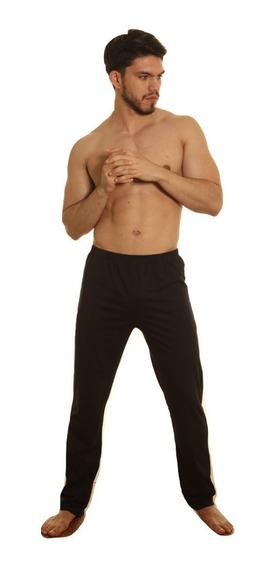 Pantalon Pijama Talle Especial Largo Jersey Puro Algodon