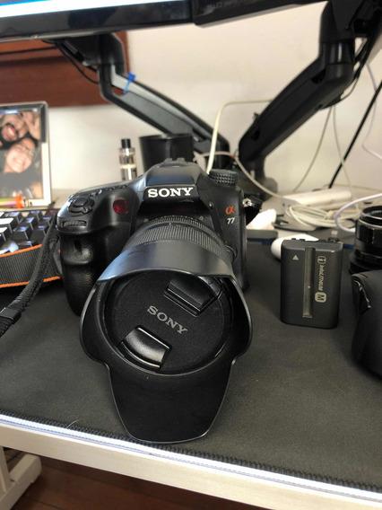 Camera Sony A77