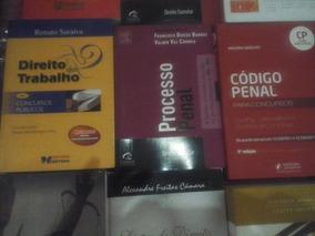 Vendo Meus Livros Do Curso De Direito Todos Por 900 Reais.