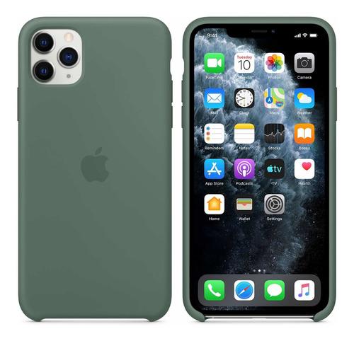 Estuche Case Silicona Apple iPhone 6 7 8 X 11 12 Original