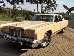 1976 Lincoln Continental - Tags Mark Iv - Town Car Cadillac