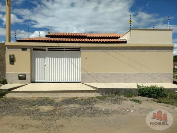 Casa Com 03 Dormitório(s) Localizado(a) No Bairro Papagaio Em Feira De Santana / Feira De Santana - 5167