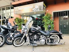 Harley Davidson Softail De Luxe Unica, No Sporter, No Gs,