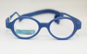 Óculos Infantil Miraflex Silicone 5 A 7 Anos Baby Lux 2