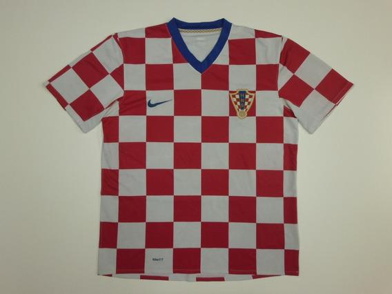 Camiseta Titular Croacia, Eurocopa 2008, Talle L