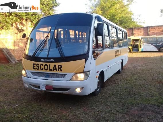 Micro Ônibus Rodoviário Mascarello Granmini 2003 Johnnybus