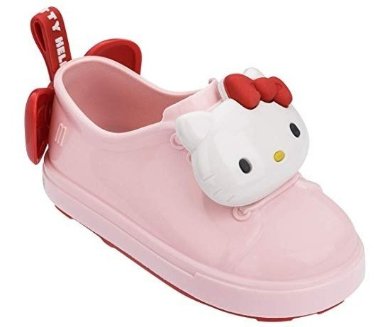Zapato Mini Melissa Hello Kitty