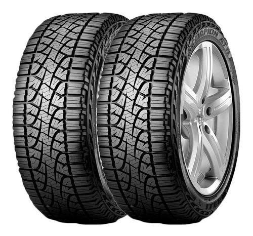 Kit 2 Cubiertas Pirelli 235 75 R15 Atr Ford Ranger