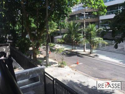 Apartamento Com 4 Dormitórios Para Alugar, 200 M² Por R$ 6.000/mês - Barra Da Tijuca - Rio De Janeiro/rj - Ap1322