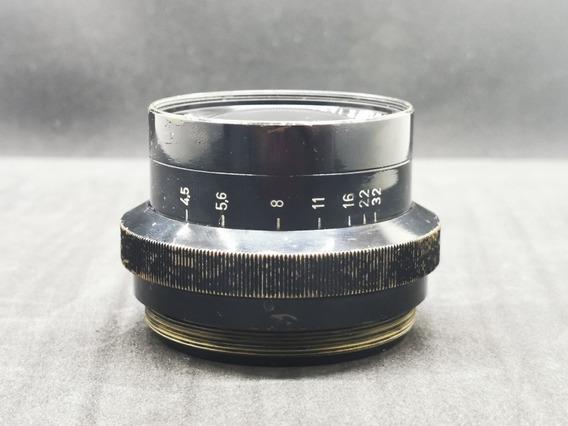 Lente Voigtlander 210mm 21cm 4.5 Heliar - Raríssima