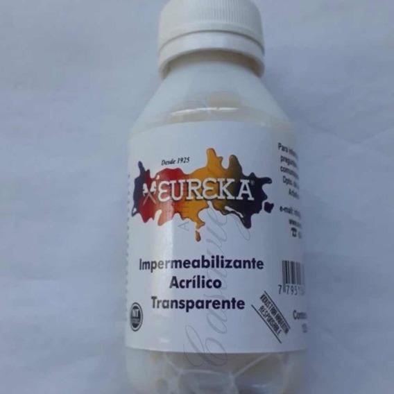 Impermeabilizante Para Macetas Eureka X 125cc