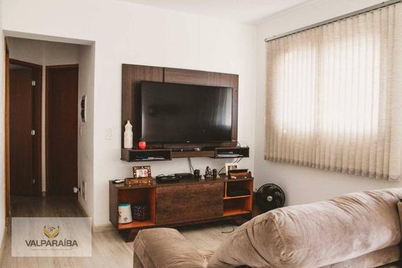 Apartamento À Venda, 72 M² Por R$ 415.000,00 - Jardim São Dimas - São José Dos Campos/sp - Ap0486