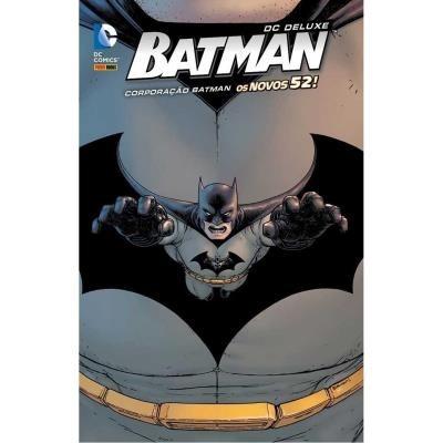 Hq Batman Corporação - Vol 2 - Série Os Novos 52