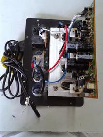 Placa Eletronica(completa) Caixa Amplificada Vicini Vc-7200