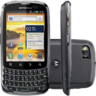 Nextel Master Motorola Xt605 3g 5mp Prata E Cinza Vitrine 2