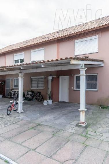 Casa Para Venda Em Canoas, Rio Branco, 2 Dormitórios, 1 Banheiro, 2 Vagas - Jvcs159