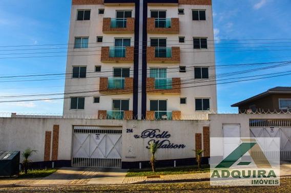 Apartamento Padrão Com 1 Quarto No Edifício Belle Maison - 2073-v
