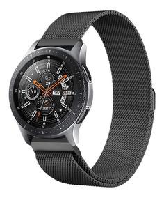 Pulseira Samsung Galaxy Watch 46mm Metal Milanês Magnética