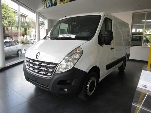 Renault Master Furgon L1h1 0km 2021 Entrega Inmediata  (ga)
