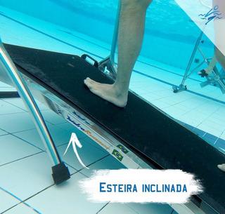 Esteira, Hidrorunner, Hidrocycle, Bicicleta Aquática