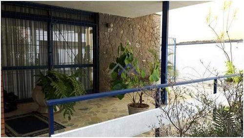 Casa Com 4 Dormitórios À Venda, 457 M² Por R$ 2.800.000,00 - Centro - Jundiaí/sp - Ca0867
