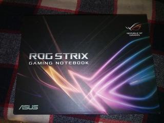 Asus Rog Strix Gl503vm-ed218t 16gb Ram Pantalla 15.6puLG