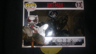 Ant Man Ride Funko Pop!