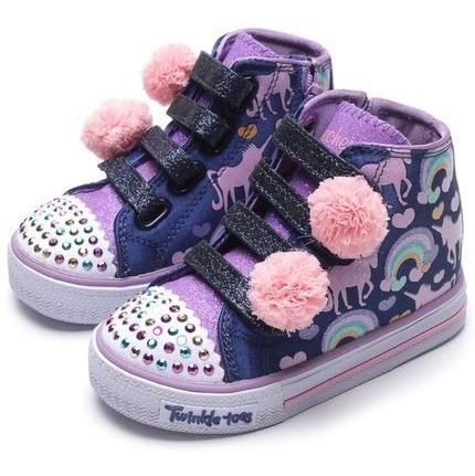Tênis Skechers Twinkle Toes Shuffles Infantil
