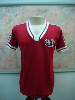 Camisa Futebol Ferroviaria Araraquara Perola Antiga 1251