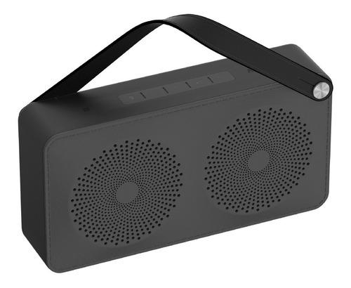 Parlante Bluetooth Portatil Aiwa Pba-301chr 30w Nfc  Negro