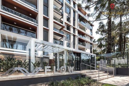 Imagem 1 de 16 de Apartamento Garden No Flow, Com 3 Dormitórios À Venda Por R$ 1.609.033 - Alto Da Glória - Curitiba/pr - Gd0016