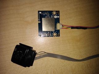 Botonera Y Sensor Placa Wifi Noblex Ea43x5100