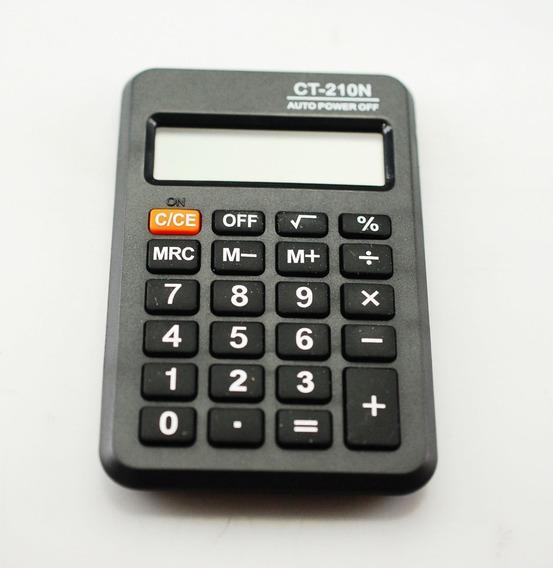Calculadora De Bolsillo Ct210n