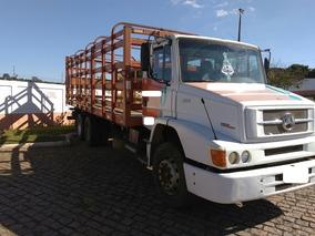 Mercedes-benz Mb 1620 Truck Gaiola De Gas
