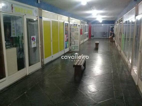 Sala Comercial À Venda, Shopping Polo Mania Inoã, Maricá. - Sa0003