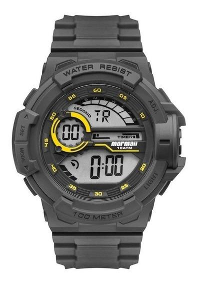 Relógio Mormaii Wave Esportivo Xgg Digital Garantia Nf