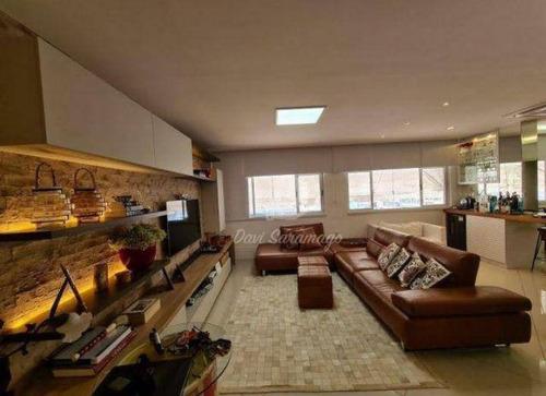 Apartamento Com 3 Dormitórios À Venda, 141 M² Por R$ 1.200.000,00 - Icaraí - Niterói/rj - Ap0977