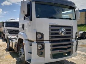 Volkswagen Vw 19.420 4x2 Ano 2014 / Financiamos