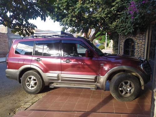 Mitsubishi Montero Xls Tiburon Full