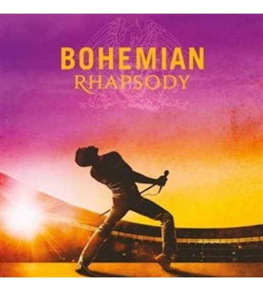 Cd Queen Bohemian Rhapsody Original Soundtrack Open Music U-
