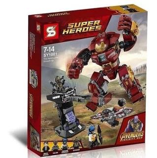 Simil Lego Marvel Avengers Infinity War Falcon Sy1001