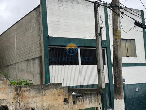 Galpão Para Venda Em Itapecerica Da Serra, Jardim Itapecerica, 4 Banheiros, 4 Vagas - Gl067_2-1094948