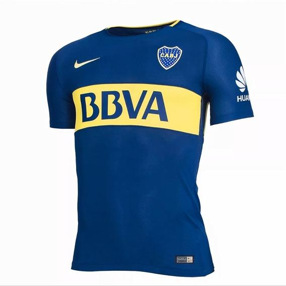 Camiseta Boca Juniors Titular - 2017/2018